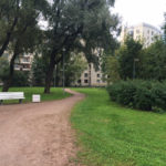 Вяземский парк г.Санкт-Петербург