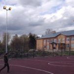 Типовые спортивные площадки (г. Санкт-Петербург и Лен.область)