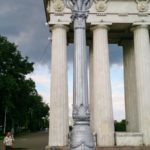 Мемориальная лестница центральной набережной 62-ой Армии (г. Волгоград)